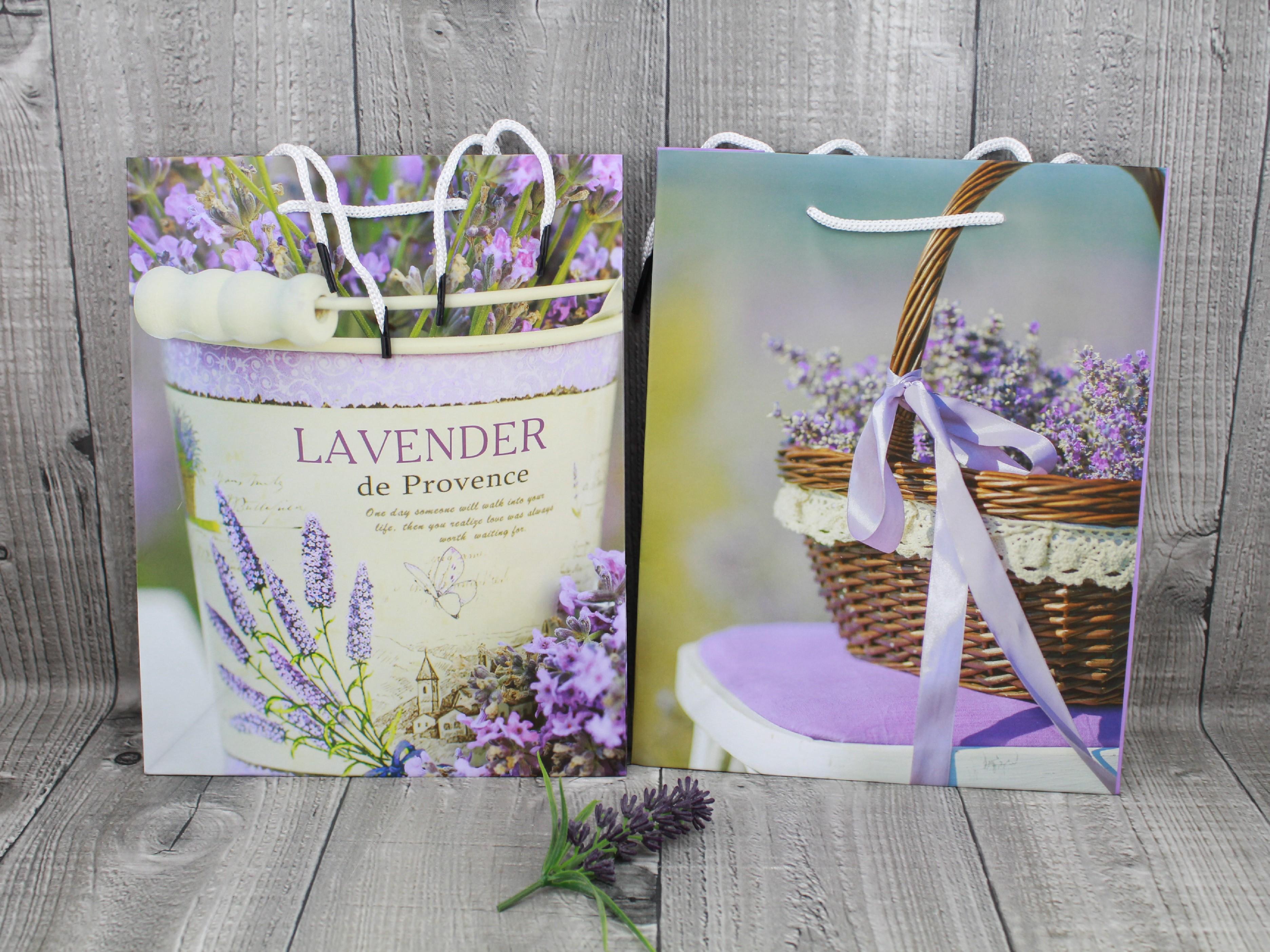Tašky dárkové střední-Provence, sada 2 kusy počet kusů: sada 2 kusy